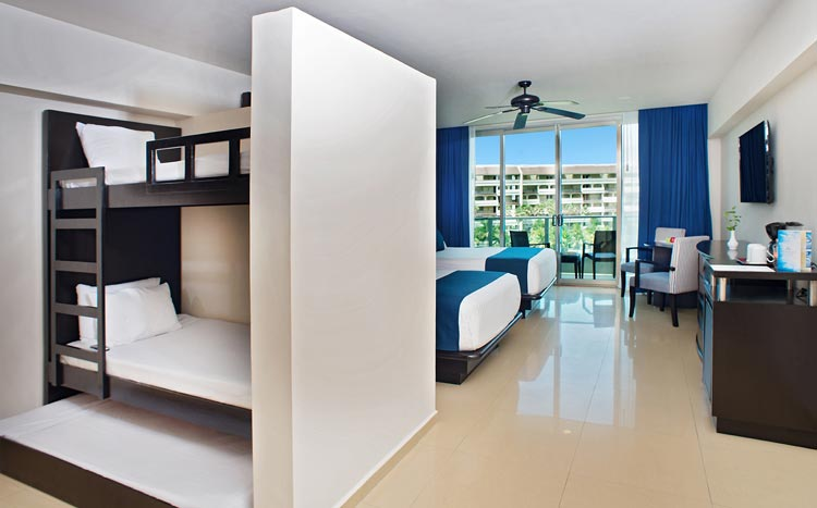 Family Suite at Seadust Family Resort