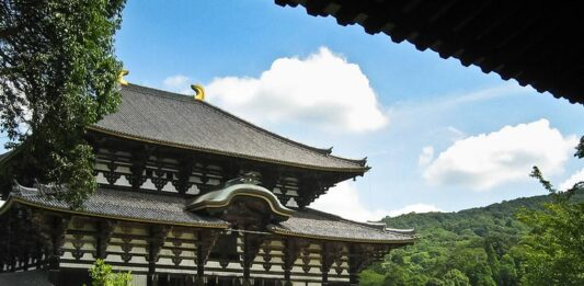 Great Buddha of Todaiji Temple: A Relic From the Past