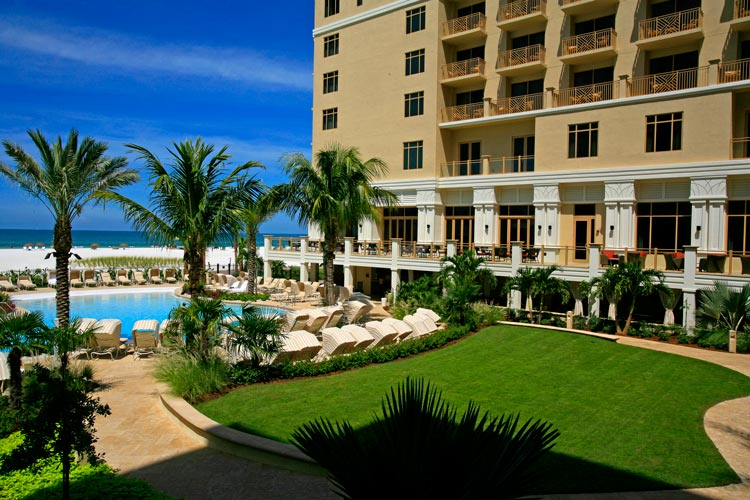 Sandpearl Resort in Clearwater, Florida