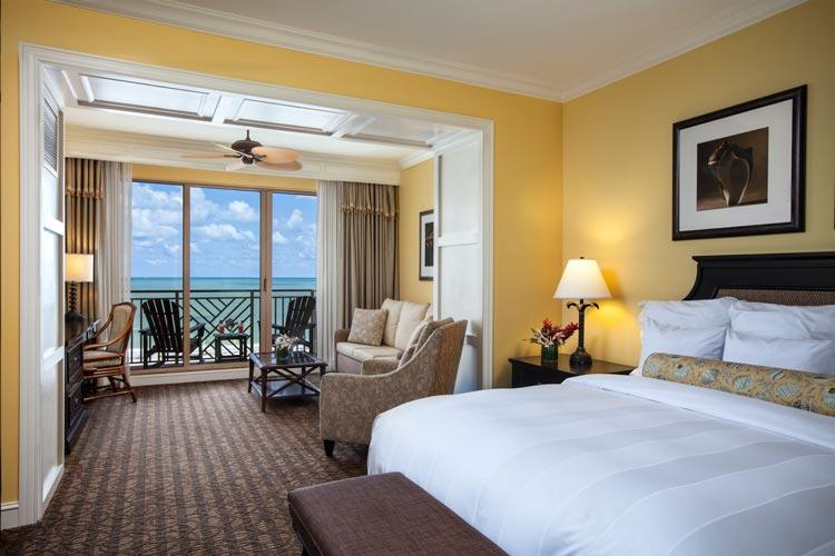 Sandpearl Resort Guest Room