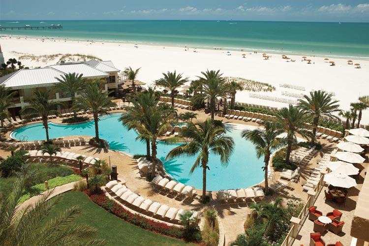 Sandpearl Resort Lagoon Pool