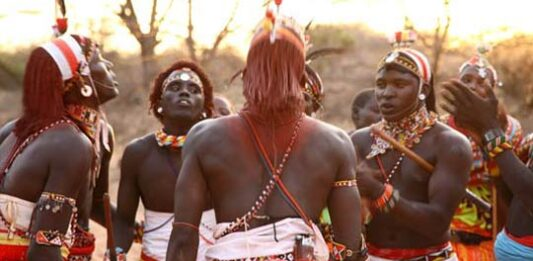 Warrior for a Week: Experiencing Masai Culture First-Hand