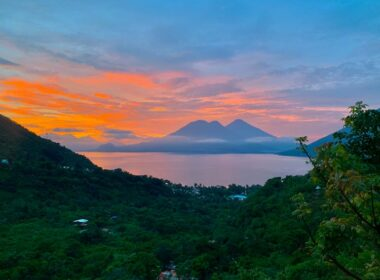The-divine-sunrise-over-Lake-Atitlan