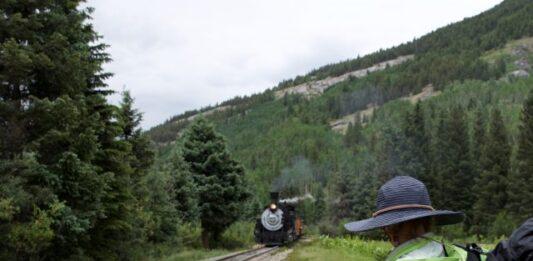 Bagging Peaks by Train in the Colorado Rockies