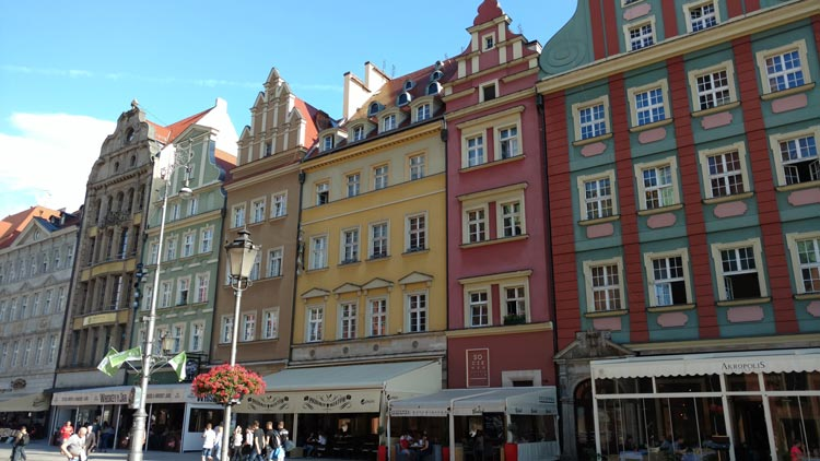 Wroclaw's-Old-Town-Square