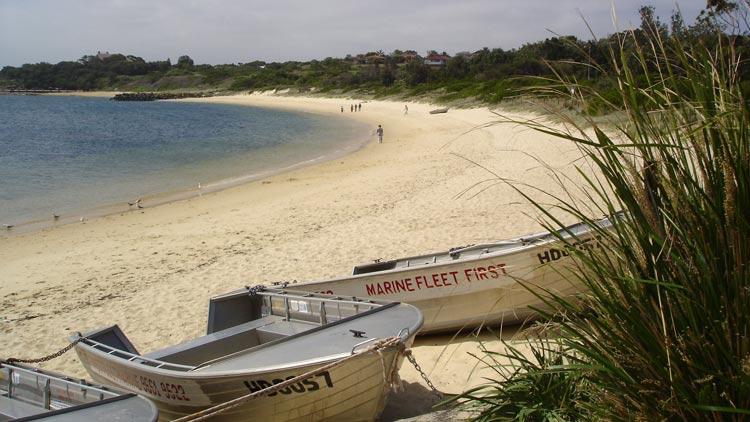 Beaches of Botany Bay