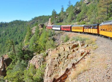 Durango-Silverton Train. Flickr/Mike McBey