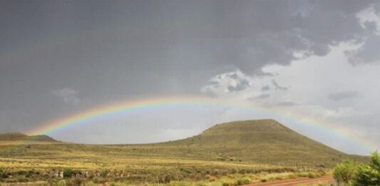 Travel in South Africa: The Beauty of the Rainbow