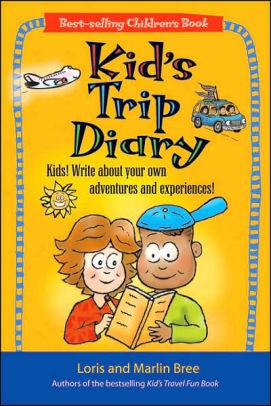 Kids trip diary