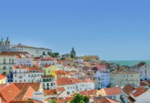 Our road trip through Portugal includes a visit to Lisbon.