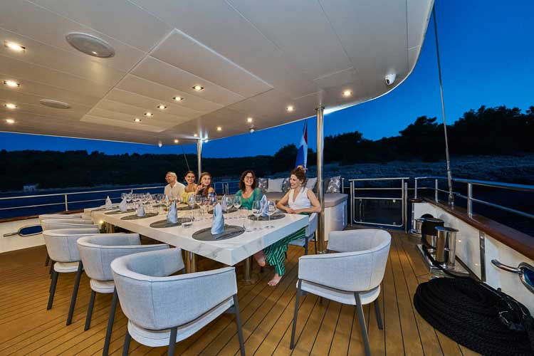 Yacht Charters in Croatia range from Budget to Luxury