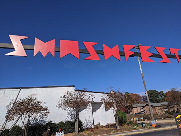 Smashfest in Durham, NC