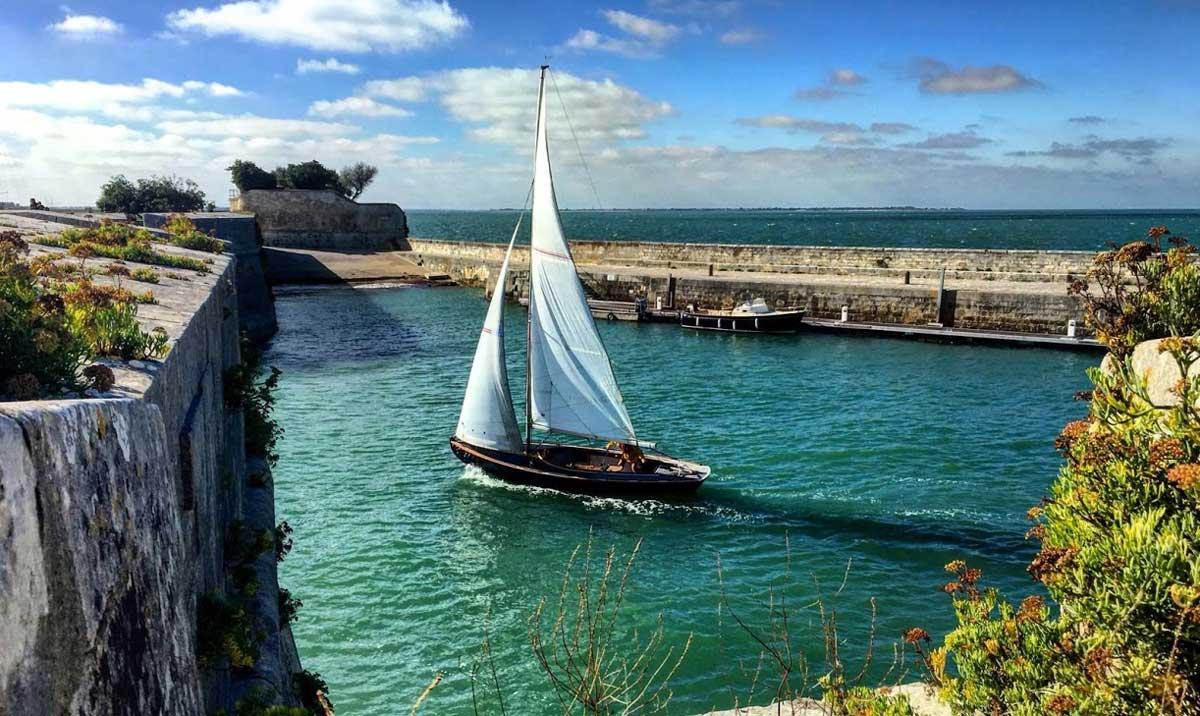 Rambling Around La Rochelle, France