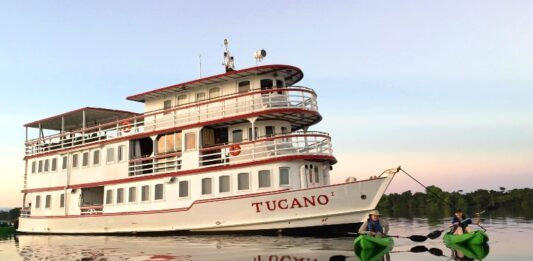 Amazonia: Not Your Typical Tourist Destination