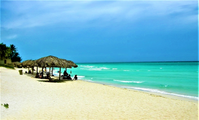 Varadero Beach, Cuba is one of the most popular stretches of sand in Cuba. Photo by Gvictoria/Dreamstime.com