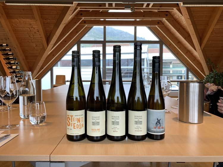 Award-winning wines from Domane Wachau