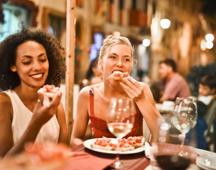 Food tour in Paris