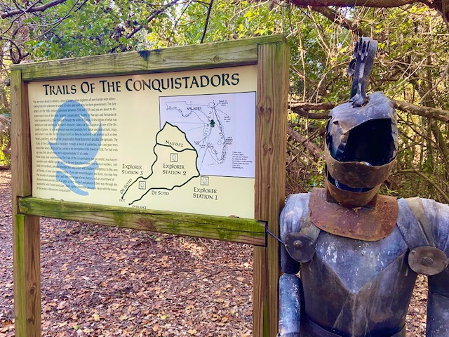 Trail of the Conquistadors