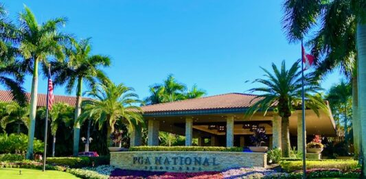 PGA National Resort Welcomes Vacationers with Golf Star Power