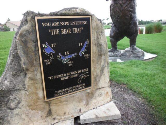 PGA Bear Trap