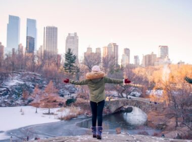 Visit New York City in the winter season
