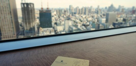 Luxury in Japan – A Stay at the Shangri-La Hotel, Tokyo