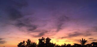 baja sunset- mexico-road trip- canada to baja california
