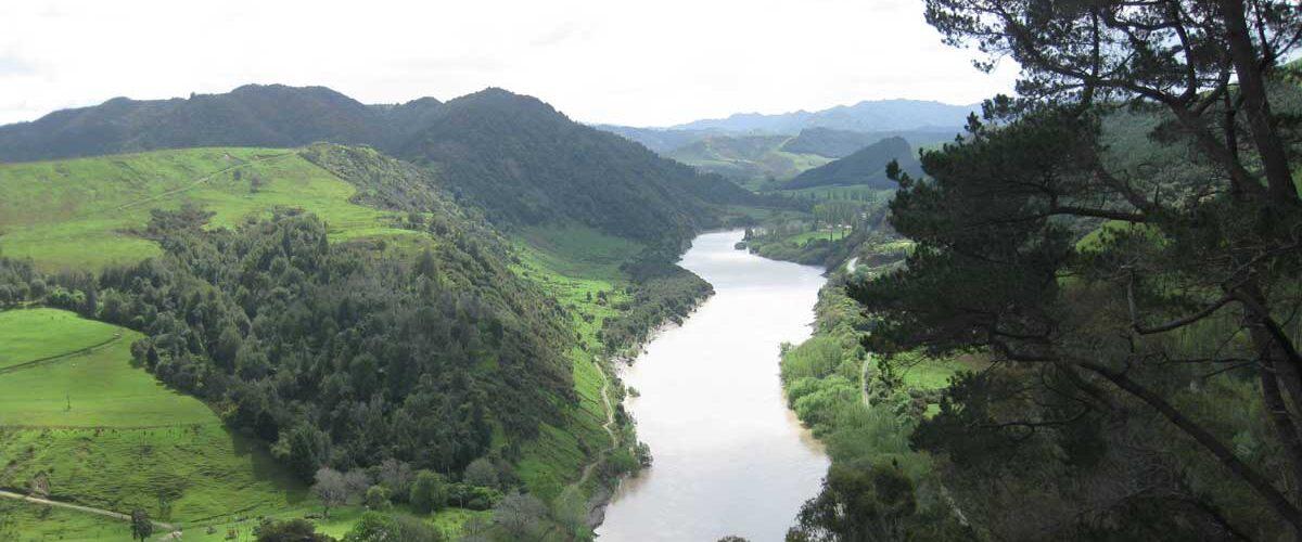 Whanganui River. Photo by Felix Engelhardt on Flickr