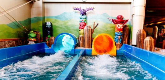 Great Wolf Lodge: An Unparalleled Land-and-Water Adventure for Kids of all Ages