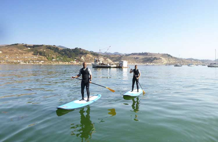 Avila Beach Paddlesports. Photo by Vince Shay Photography