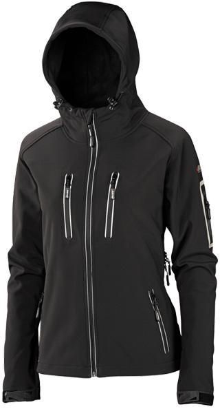 Baffin softshell hooded jacket