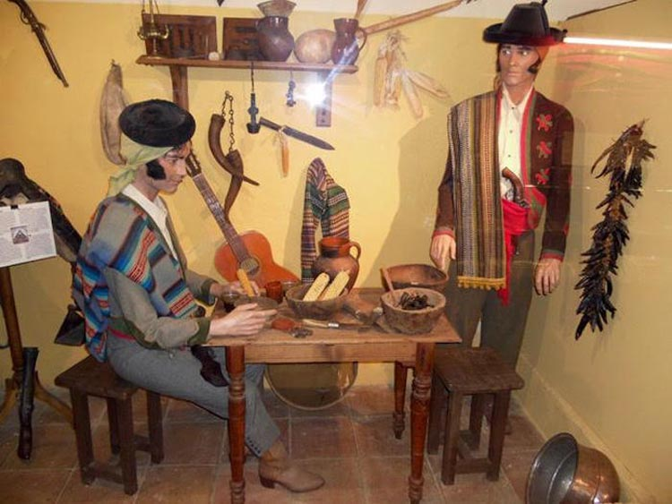Bandalero-Museum The Bad Guys