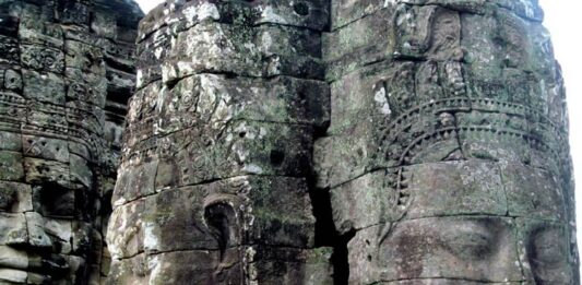 Exploring Angkor Archaeological Park in Siem Reap, Cambodia