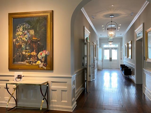 Belleview Inn art