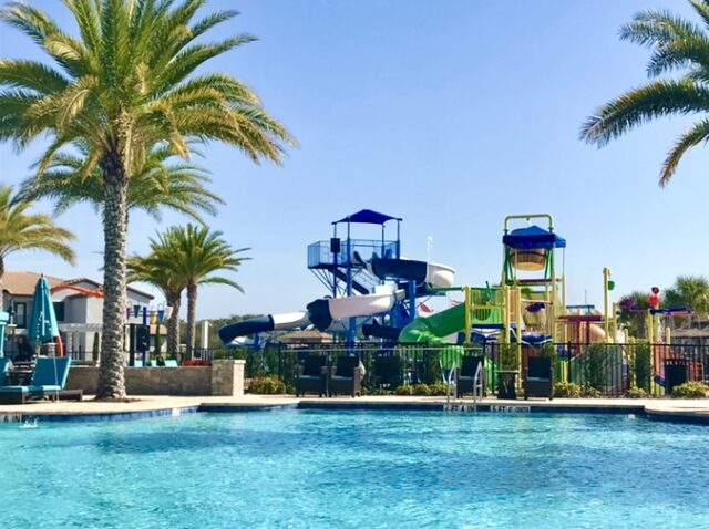 Balmoral Florida swimming
