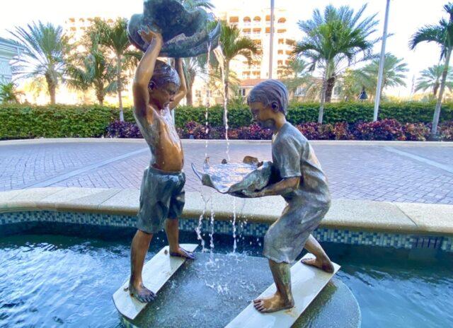 Florida beach boys