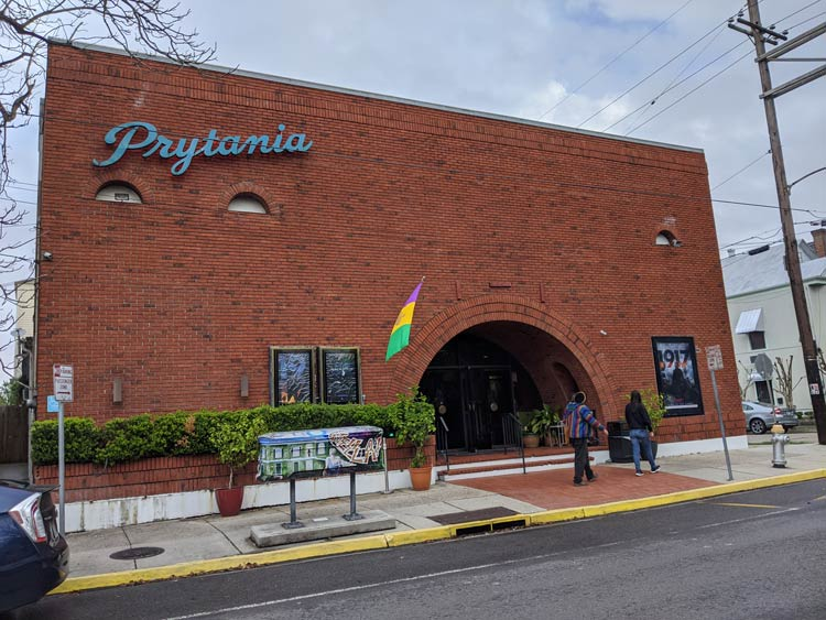 Prytania Theater in Garden District, NOLA.