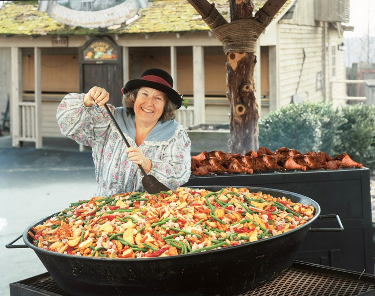 Unusual Foods are one of the main attractions at Silver Dollar City in Branson, MO. Photo by Silver Dollar City