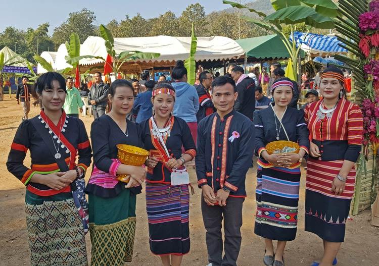 Khmu New Year Festival