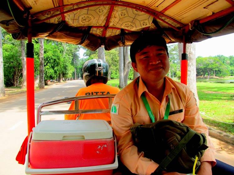 Tuk-tuk-Driver, Chan