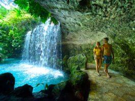 Xenses El Eden Waterfall