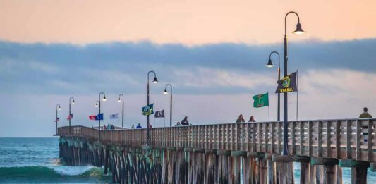 Vineyards and Small Beach Towns on California's Central Coast