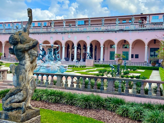 The Ringling Museum of Art and Circus Museum