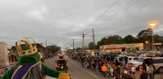 Lake Charles Mardi-Gras is a Family-Friendly Affair