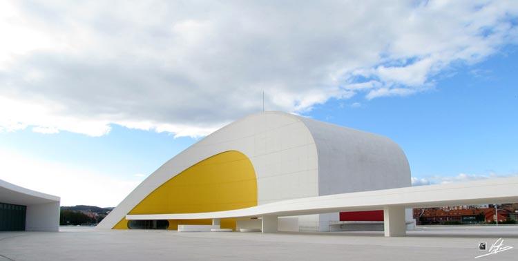 Oscar Niemeyer International Cultural Centre