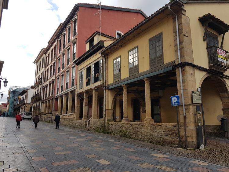 Calle Galiana Aviles
