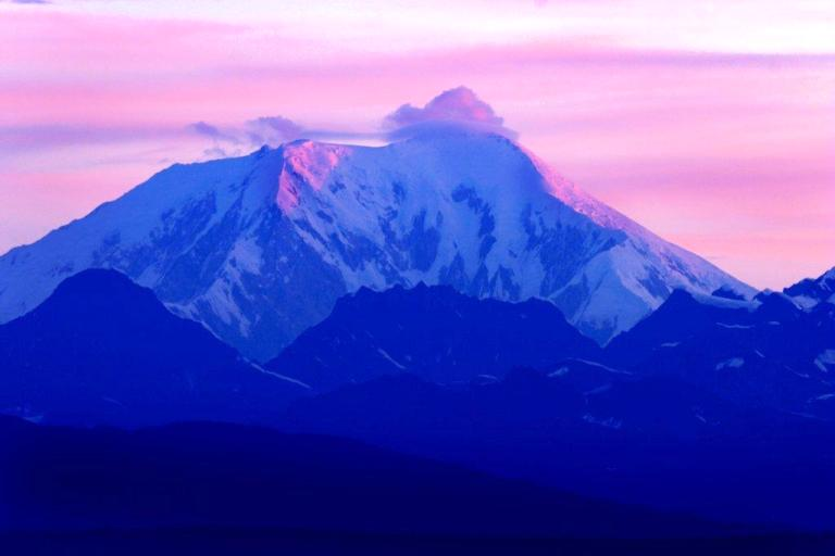 Alaska's Mount Denali, the highest mountain in North America, is an awesome site. Photo by Denali National Park