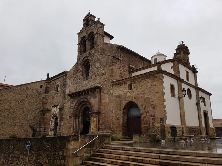 Franciscan Church Aviles