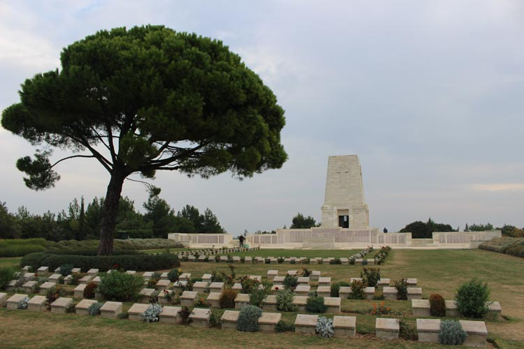Gallipoli Battlefield, Turkey