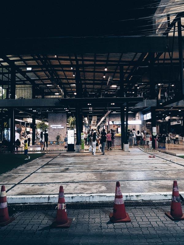 Greenway Market in Hat Yai